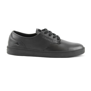 Emerica Romero Laced BTS Shoe - Black/Black/Black