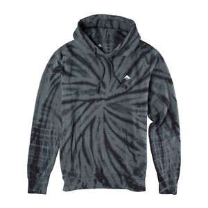 Emerica Spiral Out Pullover Hoodie - Black