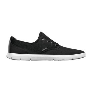 Emerica Wino Cruiser LT Skate Shoe — Black/White