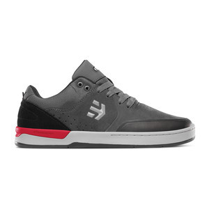 etnies Sheckler Marana XT Skate Shoe - Dark Grey/Black/Red