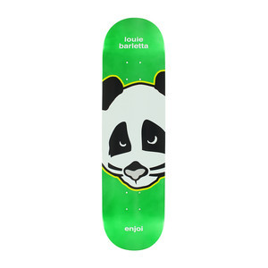 "Enjoi KISS Barletta 8.0"" Skateboard Deck - Metallic Green"