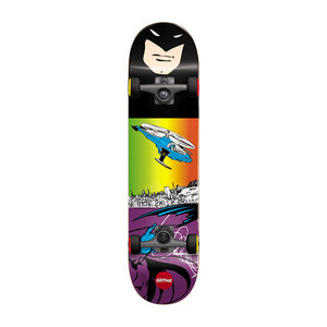 "Almost Batman Flight Youth 7.25"" Complete Skateboard"