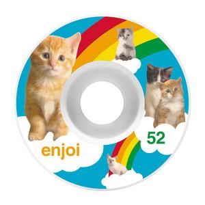 Enjoi Kitten Dreams 52mm Skateboard Wheel