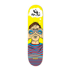 """Enjoi Peeper 8.25"""" Skateboard Deck"""