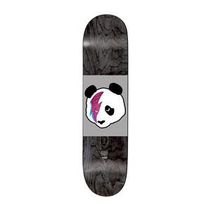 "Enjoi Ziggy Stardust Panda 8.0"" Skateboard Deck - Black"