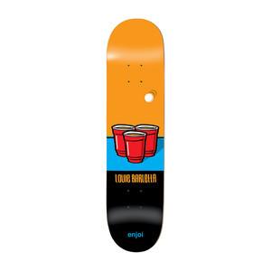 "Enjoi x Jeremy Wray Barletta 8.0"" Skateboard Deck"