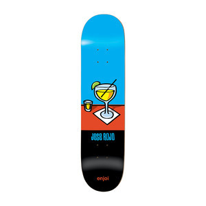 "Enjoi x Jeremy Wray Rojo 8.125"" Skateboard Deck"