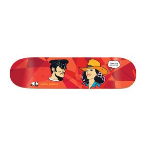 """Enjoi Judkins Suburban Outfitters 8.25"""" Skateboard Deck"""