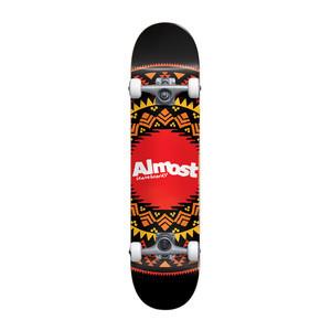 "Almost Aztec Geo 8.0"" Complete Skateboard"