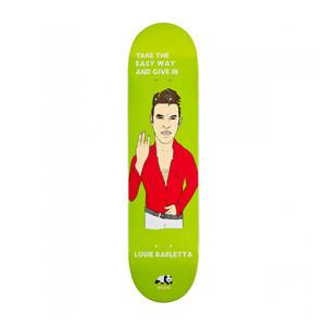"Enjoi Barletta Hand Gestures 8.0"" Skateboard Deck"