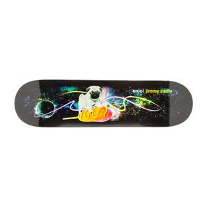 "Enjoi Carlin Snack Surfer 8.25"" Skateboard Deck"