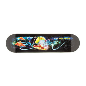 "Enjoi Barletta Snack Surfer 8.0"" Skateboard Deck"