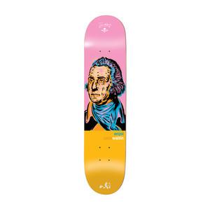 """Enjoi Wallin Presidents 8.0"""" Skateboard Deck"""