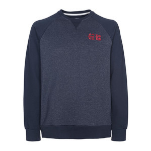 etnies x Plan B Spool Crewneck - Navy