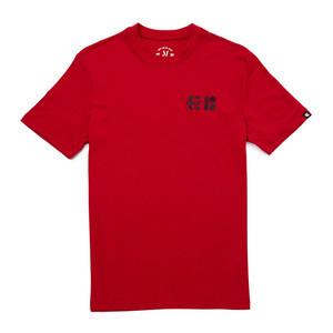 etnies x Plan B Spool T-Shirt - Red
