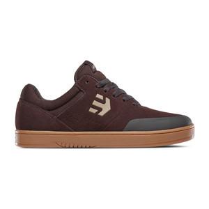 etnies Michelin Marana Skate Shoe - Brown / Gum / Brown