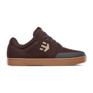 etnies Michelin Marana Skate Shoe - Brown / Gum / Brown