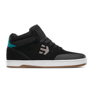 etnies Marana Mid Skate Shoe - Black