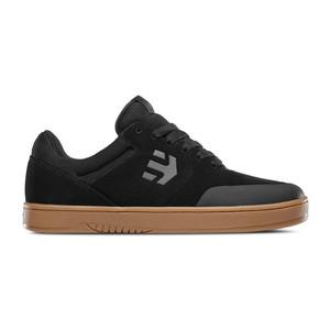 etnies Michelin Marana Skate Shoe - Black / Dark Grey / Gum