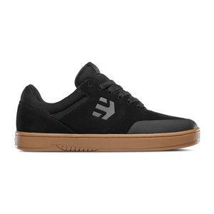 etnies Michelin Marana Skate Shoe - Black / Dark Grey / Gum