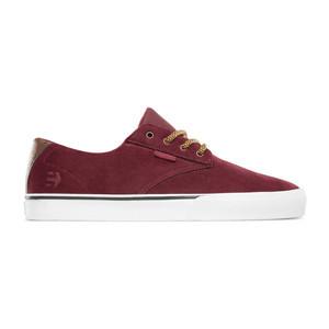 etnies Jameson Vulc Skate Shoe — Burgundy