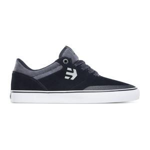 etnies Marana Vulc Skate Shoe — Navy