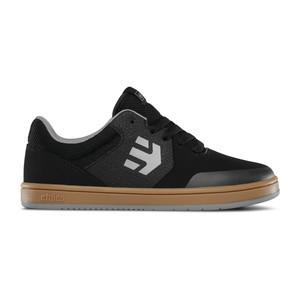 etnies Marana Kids Skate Shoe - Black/Gum/Grey