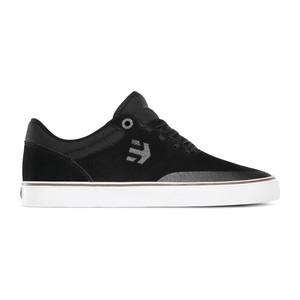 etnies Marana Vulc Skate Shoe - Black/White/Gum