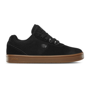 etnies Joslin Kids Skate Shoe - Black / Gum