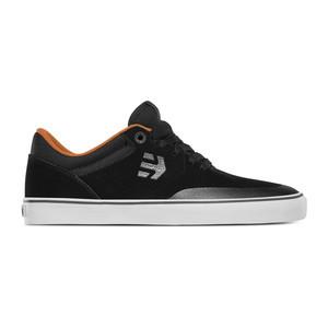 etnies Marana Vulc Skate Shoe - Black / Brown