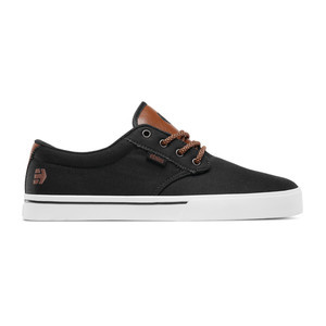 etnies Jameson 2 ECO Skate Shoe - Black Raw