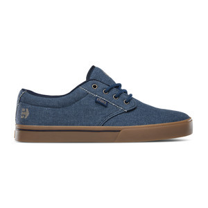etnies Jameson 2 ECO Skate Shoe - Dark Blue / Gum