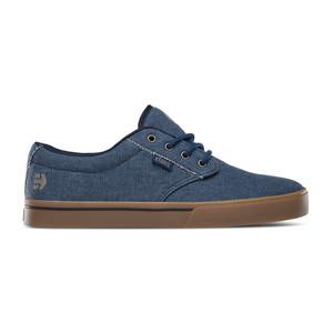 etnies Jameson 2 ECO Skate Shoe - Dark Blue / Gum