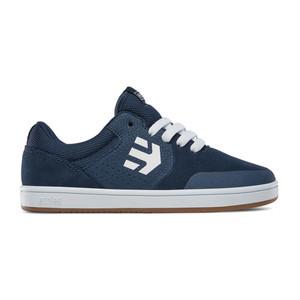 etnies Marana Kids Skate Shoe - Navy