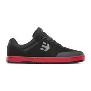 etnies Michelin Marana Ryan Sheckler Skate Shoe - Black / Red / Black