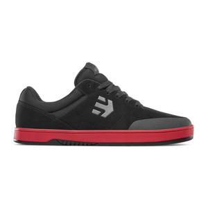 etnies Michelin Marana Ryan Sheckler Skate Shoe - Black / Red / Black