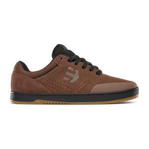 etnies Michelin Marana Skate Shoe - Brown / Black