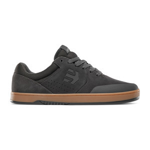 etnies Michelin Marana Skate Shoe - Dark Grey / Blue