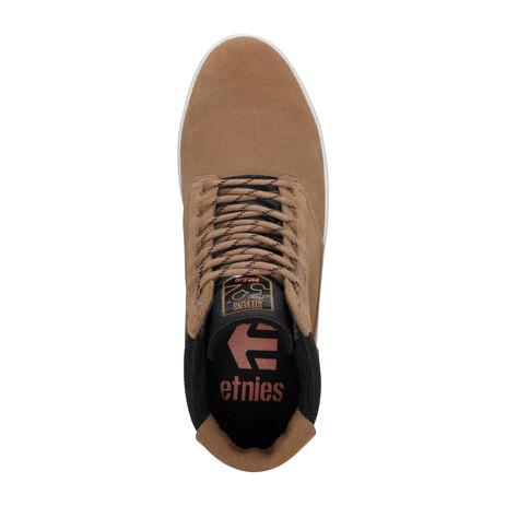 etnies x ThirtyTwo Scott Stevens Jameson HTW Winter Shoe - Brown/Black