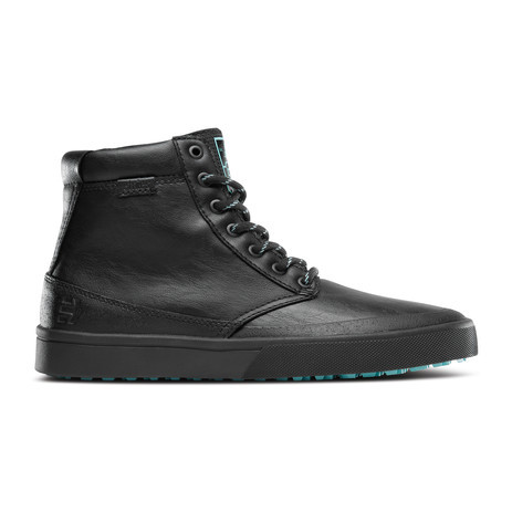 etnies x ThirtyTwo Jameson HTW Women's Winter Shoe - Black/Teal