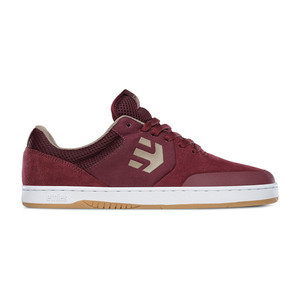 etnies Marana Skate Shoe — Burgundy