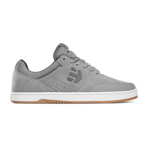 etnies Michelin Marana Skate Shoe - Grey/Grey