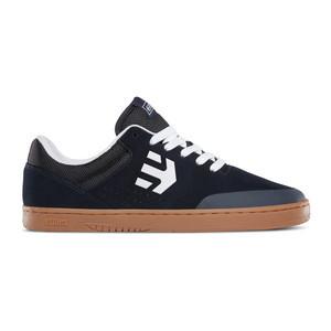 etnies Marana Skate Shoe - Navy/White/Gum