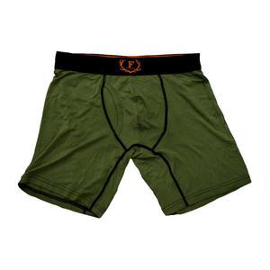 Faded Bamboo Underwear - Army Green