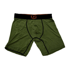 Faded Bamboo Underwear - Army Green