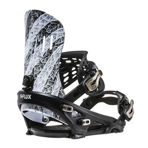 Flux SF Snowboard Bindings - Sadam Art
