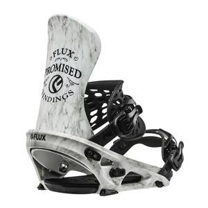 Flux TEAM Snowboard Bindings - Marble