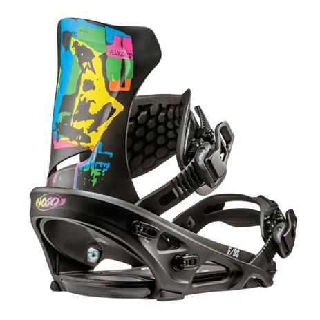 Flux DS Snowboard Bindings 2019 - Hosoi