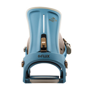 Flux GX Women's Snowboard Bindings 2019 - Sax Blue