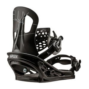 Flux TT Snowboard Bindings 2019 - Black